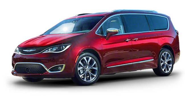 2017 chrysler pacifica release date & features