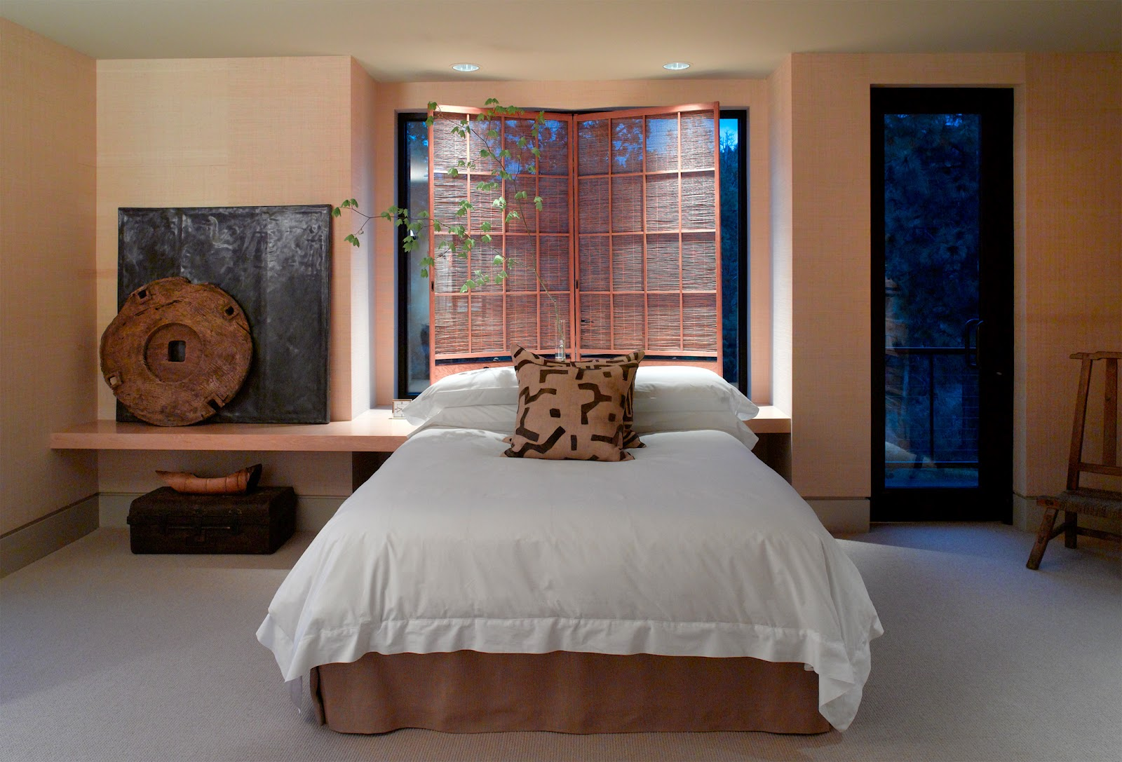 Scott Louis Brown: BLUEPRINT FOR A MASTER BEDROOM