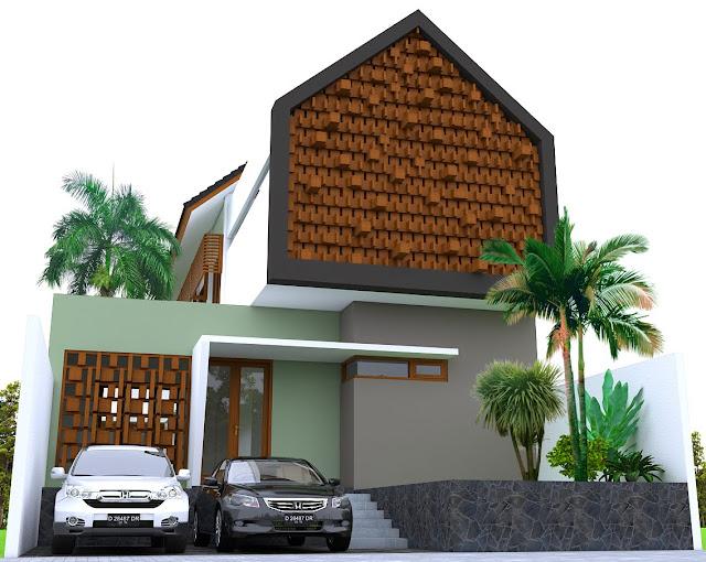 Jasa Arsitek Desain Rumah Minimalis 2 Lantai