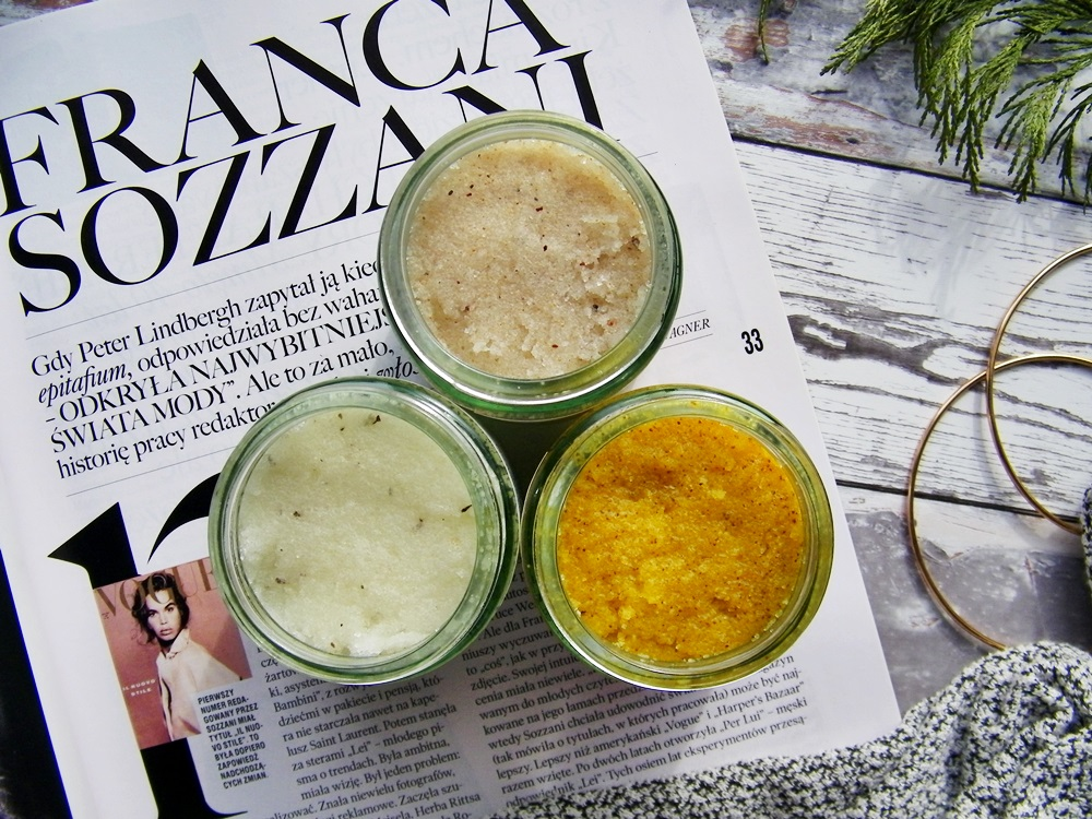 Iossi kosmetyki naturalne, peeling