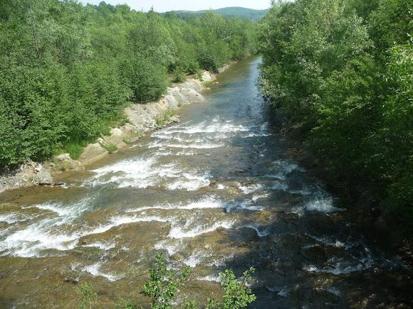 Тисов. Река Сукиль
