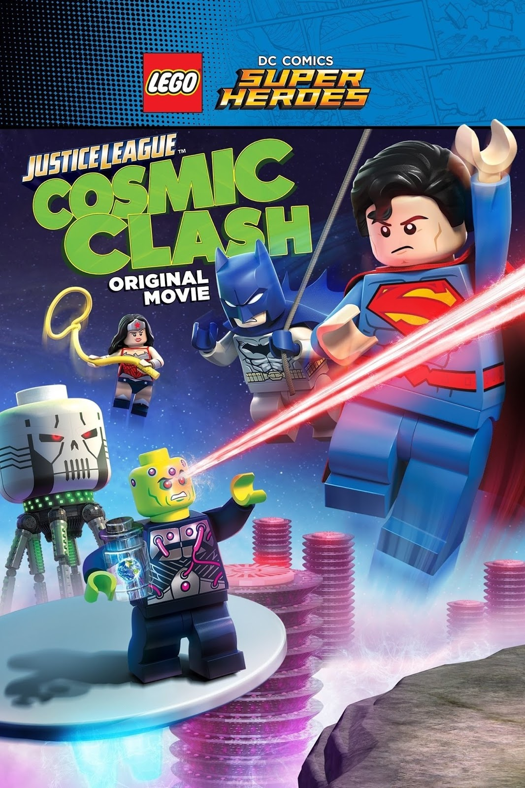 Lego DC Comics Super Heroes Justice League – Cosmic Clash (2016)