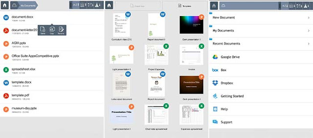 Smart Office 2 - Aplikasi Microsoft Word Android