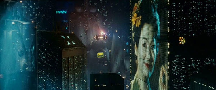 Blade Runner, directed by Ridley Scott