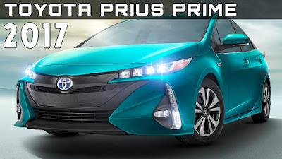 New 2017 Toyota Prius Prime Hd Image