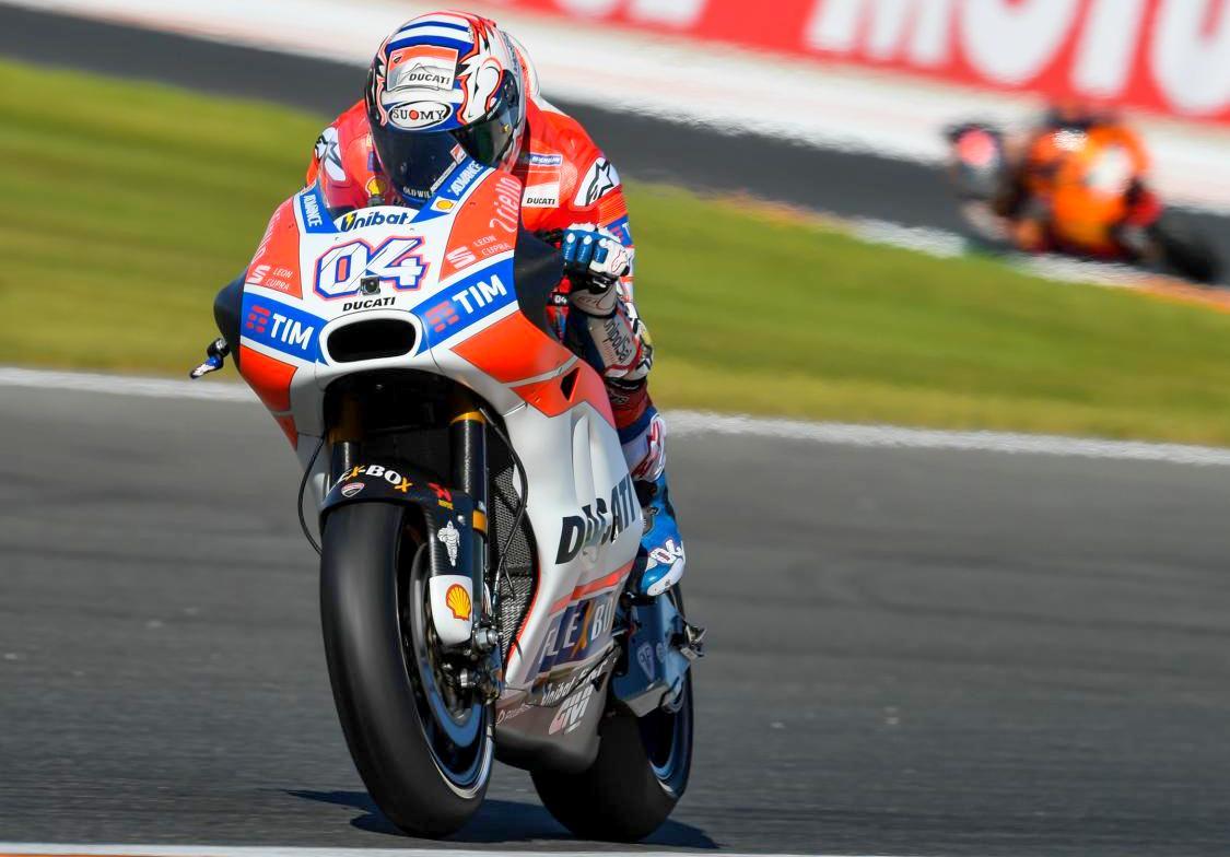 MotoGP Valencia 2017 : Perjuangan Dovi makin berat, Marquez akan start dari posisi pertama sedangkan Dovi dari posisi sembilan !