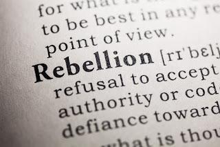 rebelião contra Deus