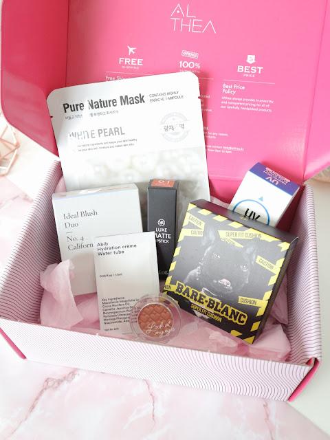 Althea Korea Beauty Box
