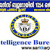 Intelligence Bureau Recruitment 1054 Security Assistant/Executive 2018