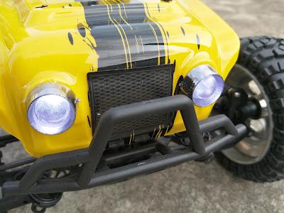 HBX 12889 Thruster Truck Lights