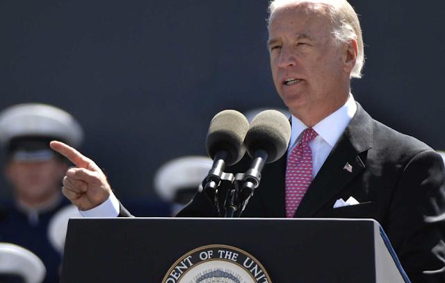 "Joe Biden Says He Regrets Suggesting He Could Beat Up Donald Trump - ""I shouldn't have said what I said."""