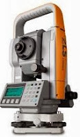 Desain Teknologi Superior Total station  KS series 102 Cygnus