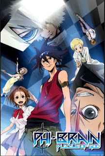 Phi Brain Episode 6 Subtitle Indonesia - Anime Puzzle