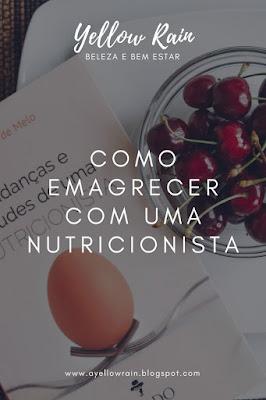 Como Emagrecer Com Um Nutricionista