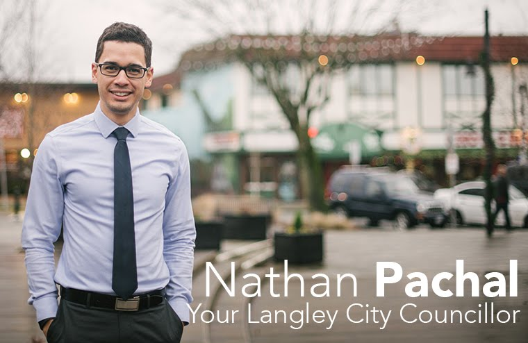 Nathan Pachal - Your Langley City Councillor