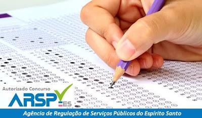 ARSP anuncia concurso com cinco vagas no Espírito Santo