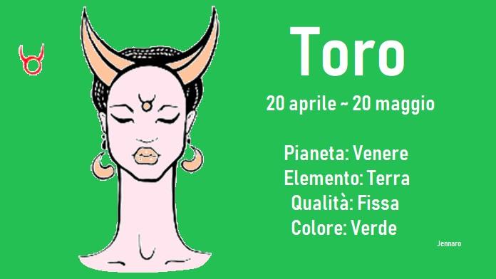 Oroscopo luglio 2019 Toro