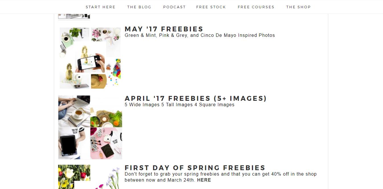 Imagens gratuitas para download blog feminino