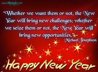 Happy New Year in Hindi Images