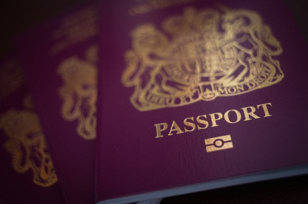 There are only FOUR passport colours in the world and each one means something different