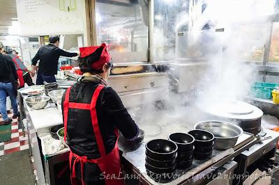 釜山西面松亭3代豬肉湯飯