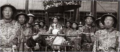 ซูสีไทเฮากับเหล่าราชบริพาร (Empress Dowager Cixi)