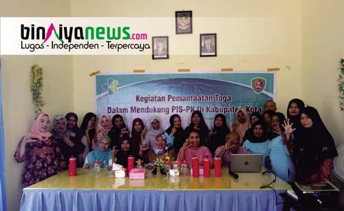 Dinkes Gelar Peningkatan Kapasitas Bagi Kader Dasawisma Kabupaten SBT
