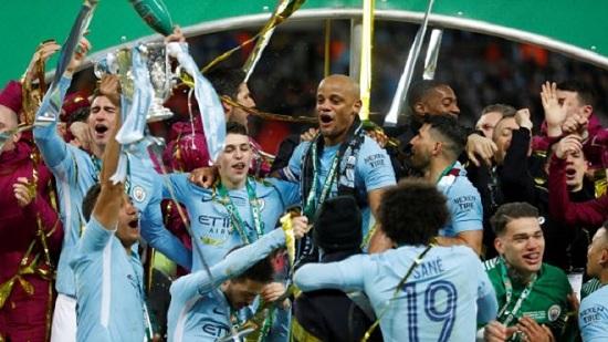 Man City đã là nhà vô địch với chiến thắng ngoạn mục
