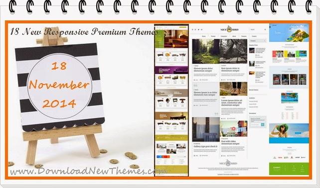 Free Responsive Premium Themes