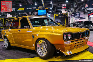 Datsun 510 Wagon at SEMA