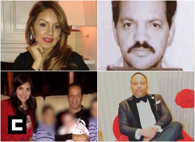 "Video: El origen familiar de Marisol Franco, la esposa de ""César El Abusador"""