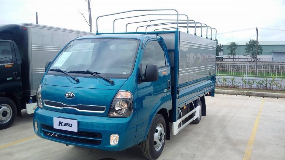 Xe tải Thaco K200 tại Hải Phòng giá cả cạnh tranh