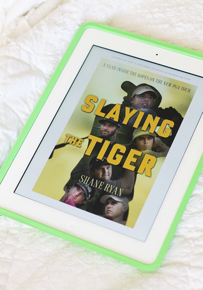 Recent Read: Slaying the Tiger // A Style Caddy