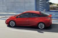2016 Next Toyota Prius Starting PRice £23,295 side view