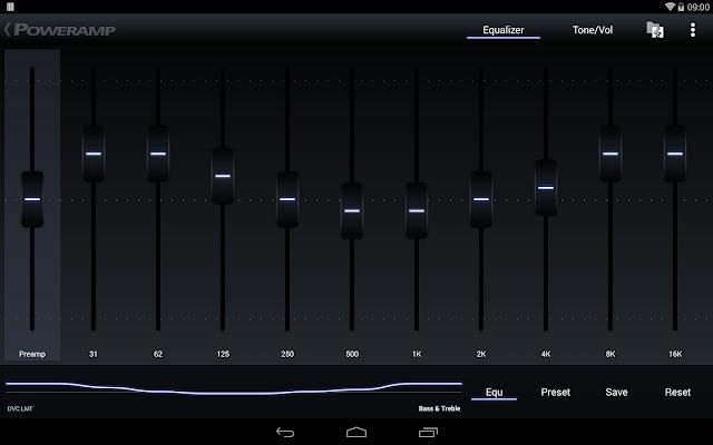 Poweramp Music Player Alpha build 703 Cracked APK