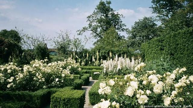 Khám phá 'những khu vườn vương giả' giữa lòng châu Âu -3