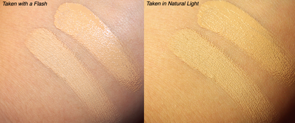 Stylish Swatches Japonesque Velvet Touch Concealer Shades 1 2