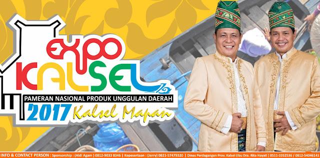 Jadwal Expo di Kalimantan Selatan - KALSEL EXPO 2017-2018