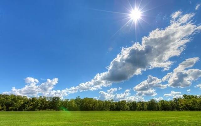Άνοδος της θερμοκρασίας: Έρχεται κύμα ζέστης!!! Νέα πρόβλεψη!!