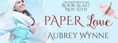 Book Blast & Giveaway: Paper Love by Aubrey Wynne