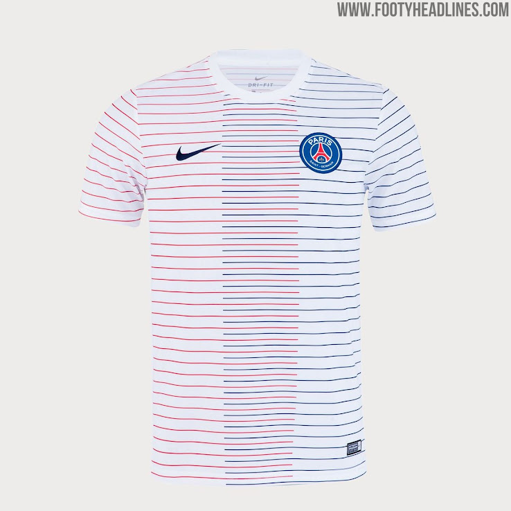 low priced 13c07 28ed6 Nike PSG 19-20 Pre-Match Shirt Released - Footy Headlines