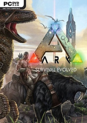 ARK SURVIVAL EVOLVED %25E2%2580%2593 PC capa - Ark Survival Evolved PC