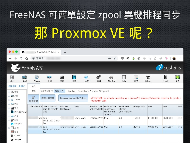 節省工具箱Jason Tools: [工具推薦]Proxmox VE 儲存區排程同步工具
