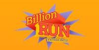 Promoção Billion Run Versão Beta billionrun.com.br