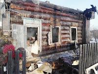 24 января 2018 года в селе Филатовское по ул. Гагарина произошёл пожар
