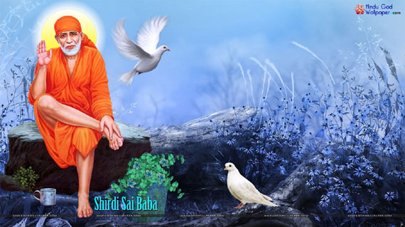 D Hd Wallpapers 1366x768 Top 10 Sai Baba Hd Wallpapers Images Photos Free Download