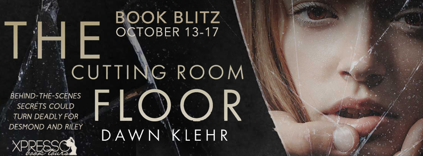 Cutting Room Floor Book Blitz