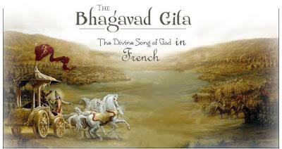 Bhagwat Gita in French