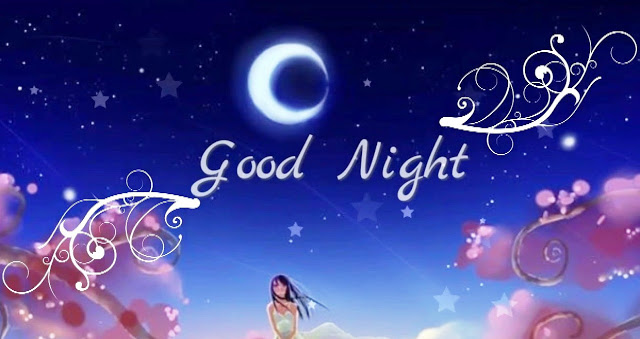 Good Night Wishes For Whatsapp And Facebook