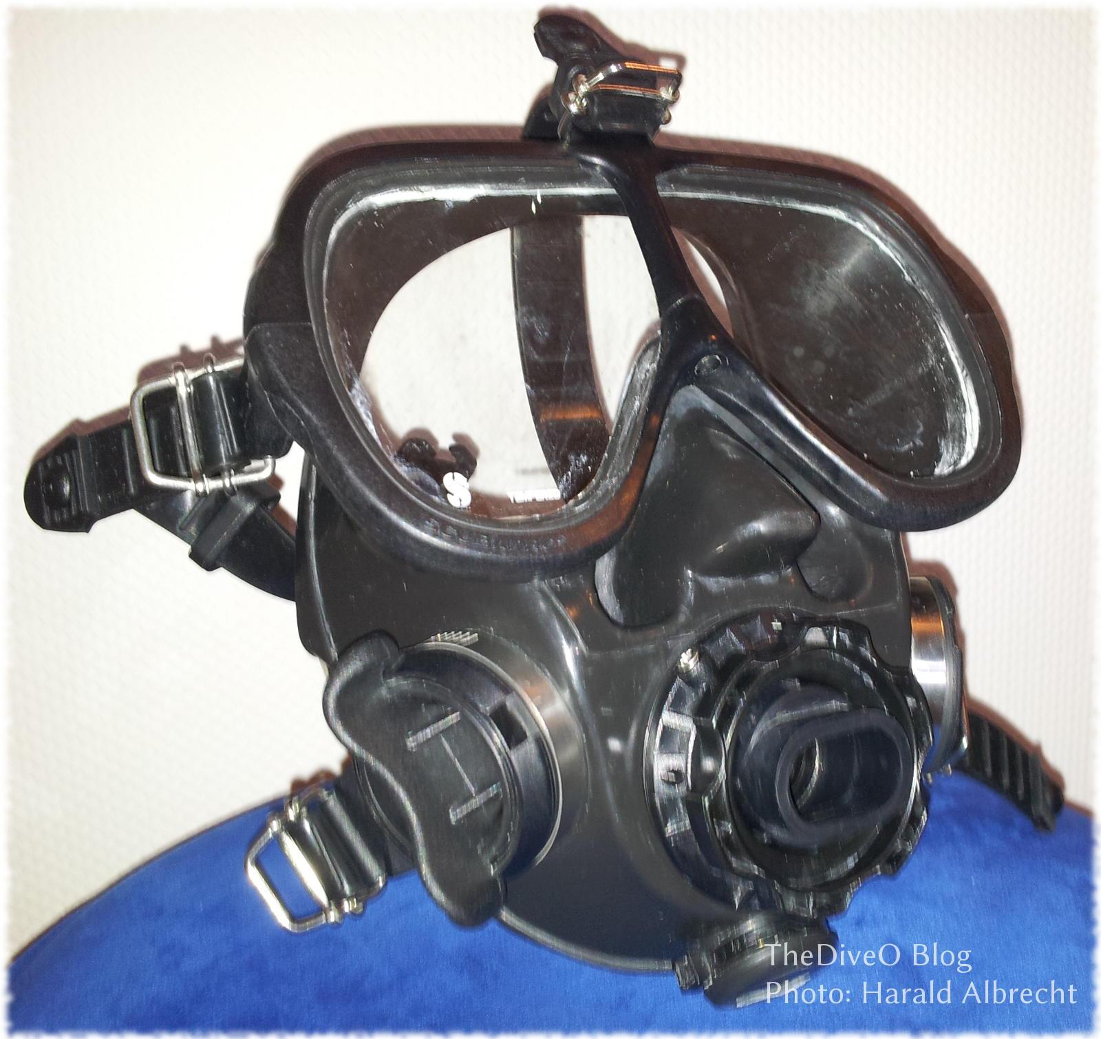 TheDiveO/Int'l: Scubapro Full Face Mask